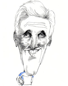 John Kerry cartoon